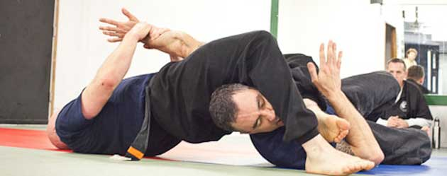Grappling Armbar